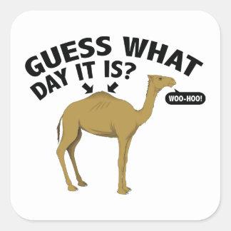 ¿Quess qué día es?