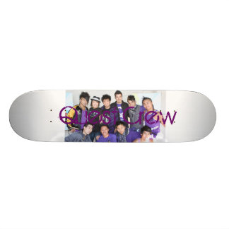 Quest Crew Skateboard Deck