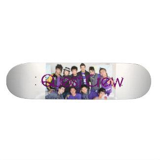 Quest Crew Skateboard Deck