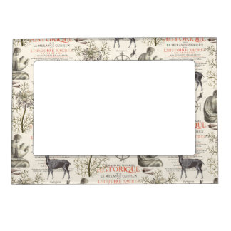 Quest for Knowledge Magnetic Picture Frame
