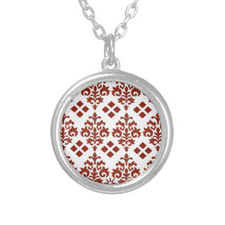 Quest for Spanish Villa Round Pendant Necklace
