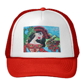 Quest For The Skittled Dragon Trucker Hat