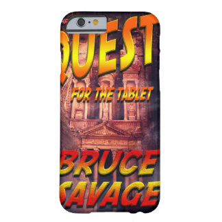 Quest for the Tablet Official iPhone case. Barely There iPhone 6 Case