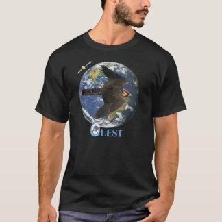 Quest Satellite Tee (dark)