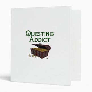 Questing Addict Binder