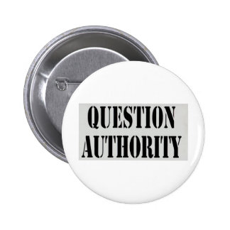 Question Authority Buttons