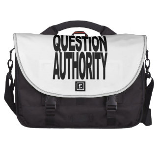 Question Authority Bags For Laptop