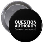 Question Authority Pins