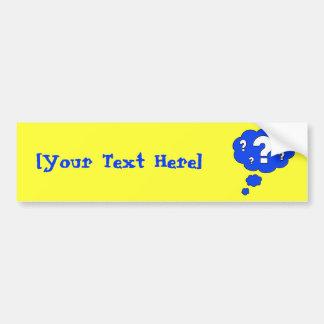 question bumper sticker