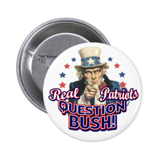 Question Bush Button