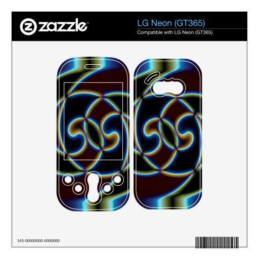 Question Decal For The LG Neon