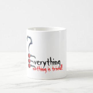 question everything magic mug