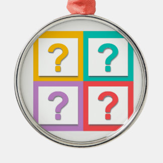 Question Image Fash Metal Ornament