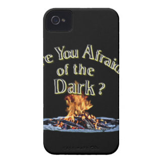 Question is Are You Afraid of the Dark iPhone 4 Case-Mate Case
