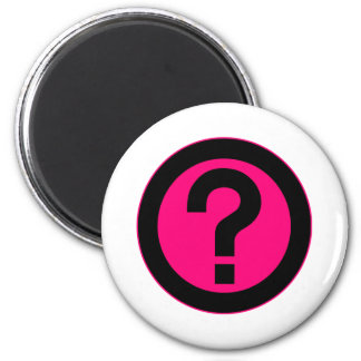Question Mark Ask Query Symbol Punctuation Magnet