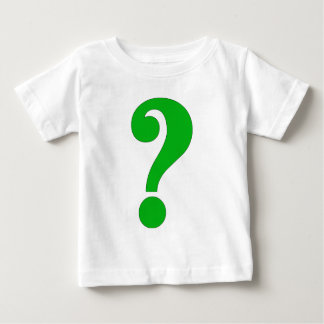 Question mark baby T-Shirt