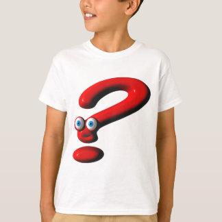 Question Mark Face T-Shirt