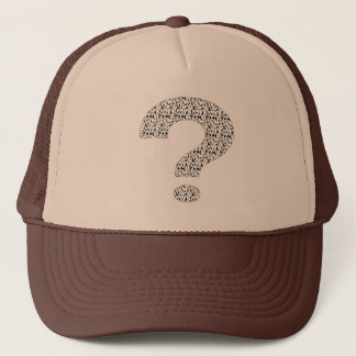 Question Mark ? Hat
