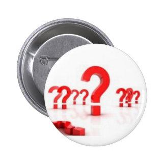 Question mark help pinback button
