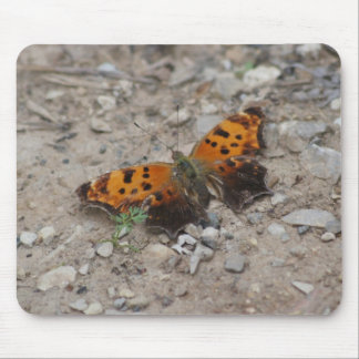 Question Mark Mouse Pad