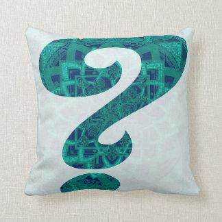 Question Mark Pillow