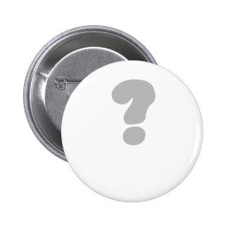 question mark ? pins