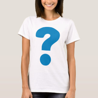 question mark.png T-Shirt