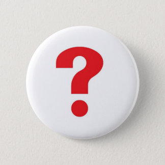 question mark red button