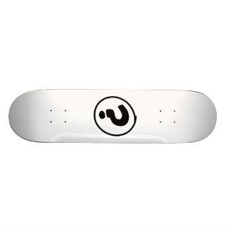 Question Mark Sign Skate Boards