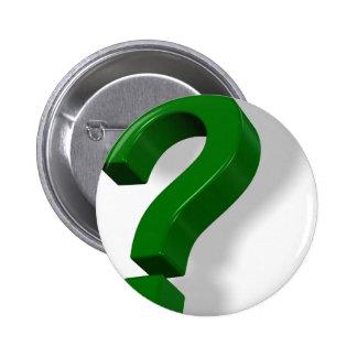 question mark symbol button