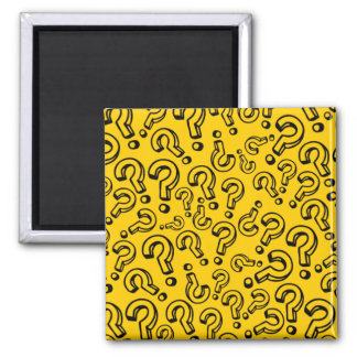 Question Marks Magnet