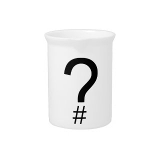 Question Tag/Hash Mark Pitchers
