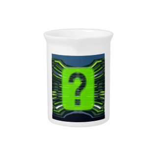QUESTIONS environmental global warming NVN249 Beverage Pitcher
