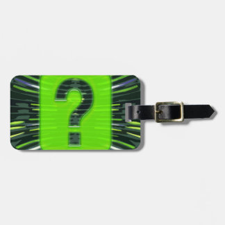 QUESTIONS environmental global warming NVN249 Tags For Bags