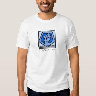 Questions of Rebellion Logo Tee Shirt