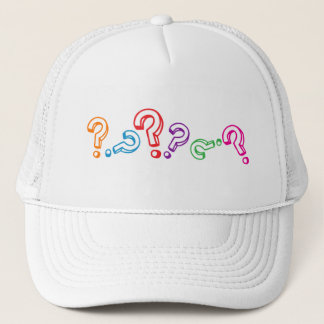 Questions Trucker Hat