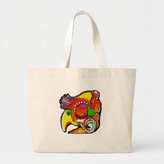 quetzal tote bags