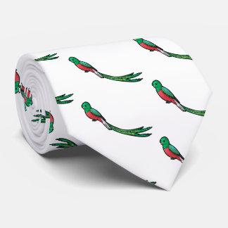 Quetzal Neck Tie