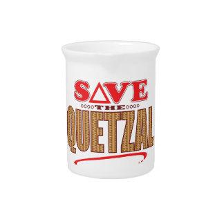 Quetzal Save Beverage Pitcher