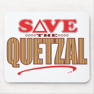 Quetzal Save Mouse Pad