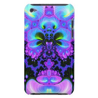 Quetzalcoatl Blossom V 1  iPod Touch B T Case