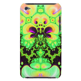 Quetzalcoatl Blossom V 4  iPod Touch B T Case