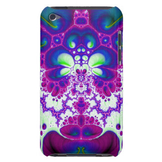 Quetzalcoatl Blossom V 5  iPod Touch B T Case
