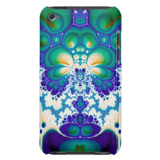 Quetzalcoatl Blossom V 6  iPod Touch B T Case