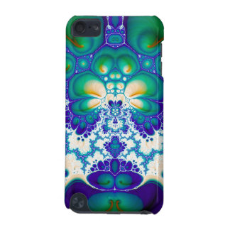 Quetzalcoatl Blossom V 6  iPod Touch Case