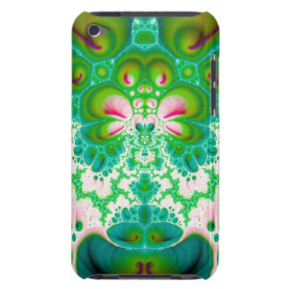Quetzalcoatl Blossom V 7  iPod Touch B T Case