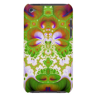 Quetzalcoatl Blossom V 8  iPod Touch B T Case