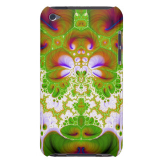 Quetzalcoatl Blossom V 8  iPod Touch Case