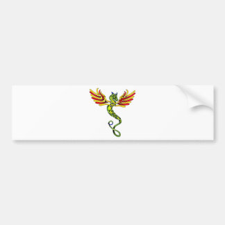 Quetzalcoatl Bumper Sticker