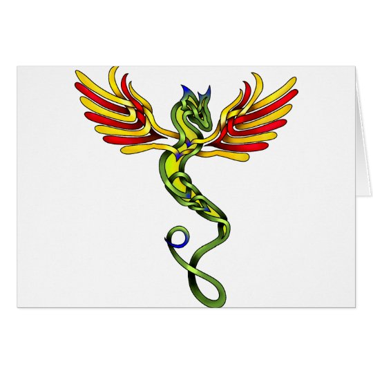 Quetzalcoatl Card